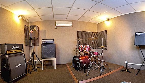 amplificatori basso Laney RBH 700 sala prova milano
